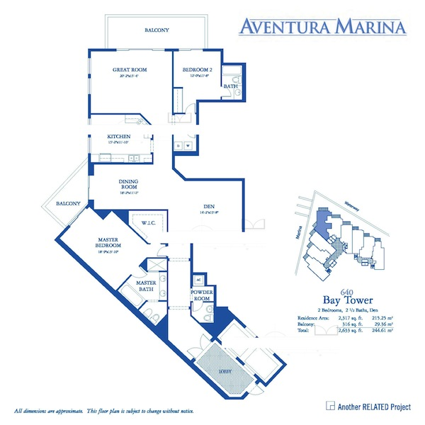 Aventura Marina Blintser Group